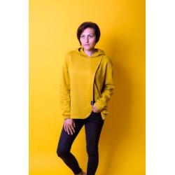 HIDE Hoodie - gold yellow