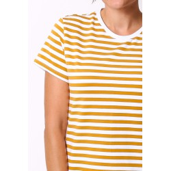 Tshirt Sail - mustard