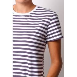 Tshirt Sail - anthracyt