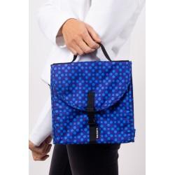 Taška - Lunchbag - Geo Blue