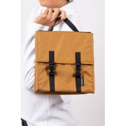 Taška - Lunchbag - Gold Brown