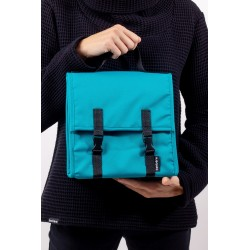 Taška - Lunchbag - Petrol Blue