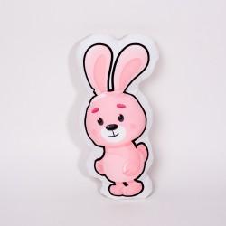 Dekoračný vankúš - Zajačik