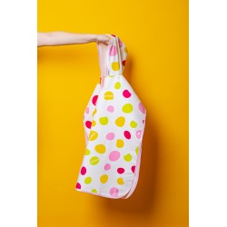 Poncho Towel - Color Dots