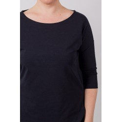 Tričko Basic Organic - čierna
