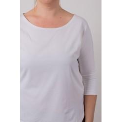 Tričko Basic Organic - biela