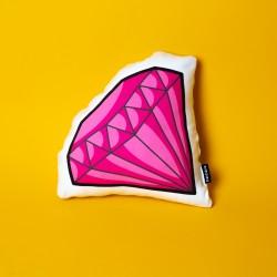 Dekoračný vankúš - Diamant