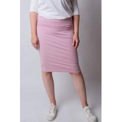 Sukňa Pencil - ružová