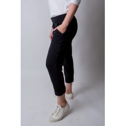 Trousers CASUAL - black