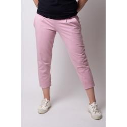 Nohavice CASUAL - ružová