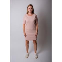 Dress Waffle - pastel pink